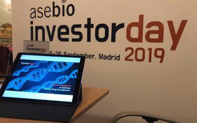 Asebio Investor Day